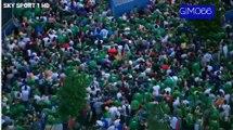 EURO 2016,ITALIA-IRLANDA: TIFOSI IRLANDESI E ITALIANI VERSO LO STADIO