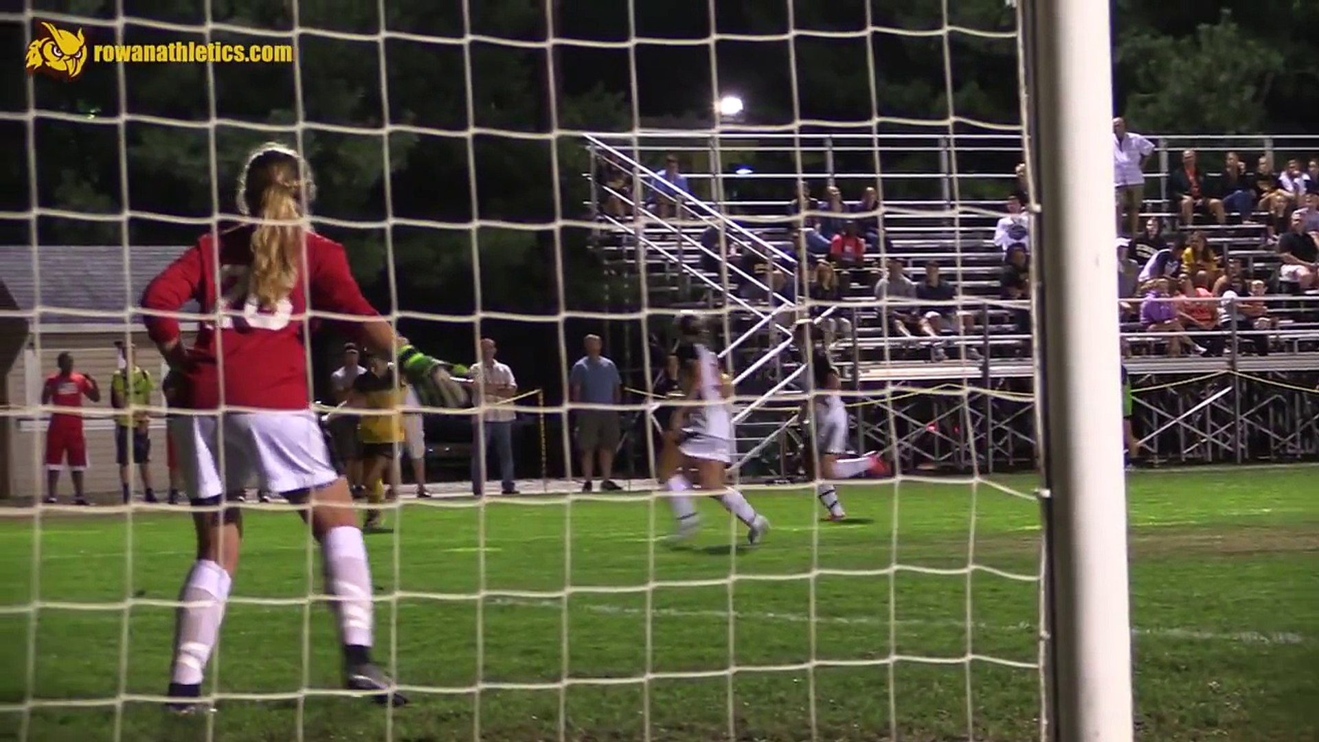 2015 Rowan Women's Soccer vs. Shenandoah - 9/5/15