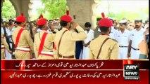 Abdul Sattar Edhi laid to rest at Edhi Village in Karachi