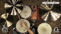 "Paiste 17"" Masters Dark Crash Cymbal - 1152g (5501417-1042716R)"