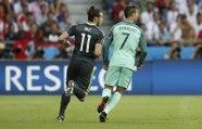 Cristiano Ronaldo Vs Gareth Bale • Portugal vs Wales • Highlights EURO 2016