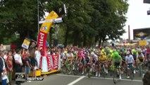 La minute maillot vert ŠKODA - Étape 8 (Pau / Bagnères-de-Luchon) - Tour de France 2016