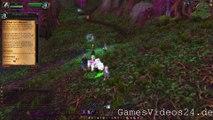World of Warcraft Quest: Die Straße nach Darnassus