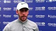 AAM Scottish Open (T3) : La réaction de Romain Wattel