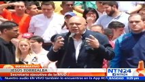 Oposición venezolana exige al órgano electoral inicio de la fase que antecede a fijar fecha del revocatorio