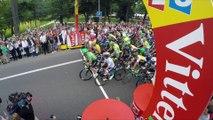 Onboard camera / Caméra embarquée - Étape 8 (Pau / Bagnères-de-Luchon) - Tour de France 2016