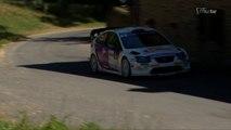 Championnat de France des Rallyes 2016 : Olivier Marty fait parler la poudre au Rouergue !
