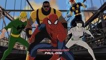 Ultimate Spider Man Red de Guerreros Capitulo 01 El Vengador Hombre Araña (Parte 1) [DW] {1}