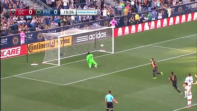 Philadelphia Union vs D.C. United – Highlights – 09-07-2016 MLS