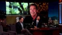 Bill Hader Becomes Arnold Schwarzenegger