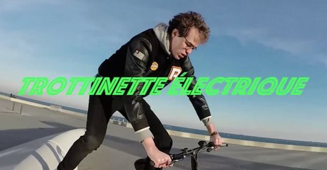 Trottinette Electrique - Bapt&Gael
