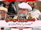 Mufti Zarwali Khans Fatwas against Abdul Sattar Edhi and he says Abdul Sattar edhi was serving non-muslims only