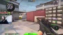 ESEA 1V5 ACE CLUTCH - Counter-Strike_ Global Offensive
