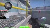 1v5 ump45 ace vs Gold Novas - Counter-Strike_ Global Offensive