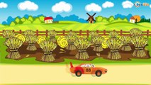 Car Patrol - Police Cars. Cars Adventures & Cars Racing - Cars & Trucks Cartoons for children