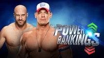 WWE Power Rankings- July 10, 2016