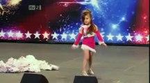 Britains Got Talent - 4y-old dancer Shakira (HQ FULL ver)