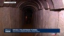 Gaza tunnel collapse kills Islamic Jihad militant