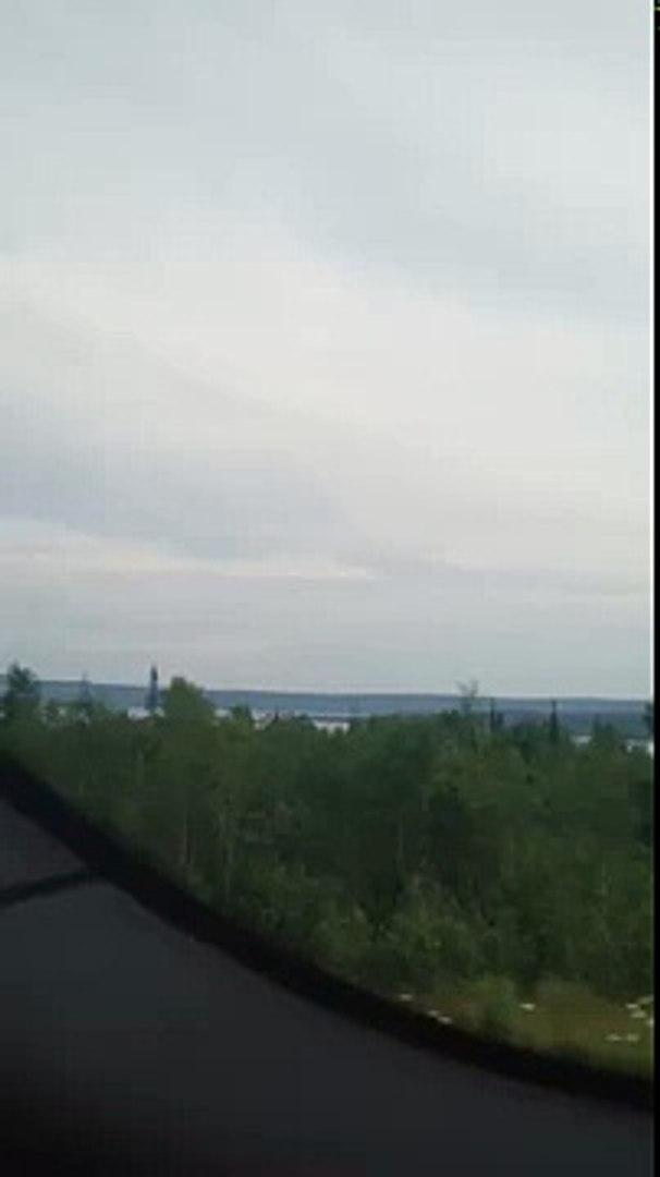 That's The Arctic Ocean Or The Atlantic Ocean!