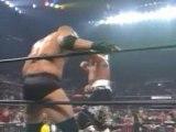 WCW Monday Nitro - Goldberg & Ric Flair Vs Hulk Hogan & Kevi