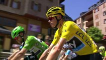 La minute maillot vert ŠKODA - Étape 9 (Vielha Val d'Aran / Andorre Arcalis) - Tour de France 2016