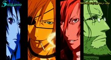 DOGS Bullets & Carnage  اوفا01 من انمي