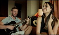 AB de Villiers  and His Wife Daniell de Villiers singing a beautifull song (DONT WORRY ABOUT ME)