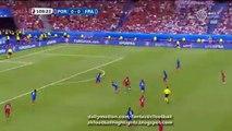 1-0 Éder Goal HD - Portugal 1-0 France Final 10.07.2016 HD