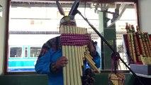 El Condor Pasa Cusco Peru 2016 Tayanka Music of the Andes