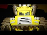 The Screaming Banshee eats Mater From The Pixar Cars Movie by Disney