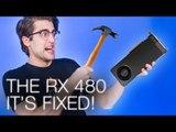 RX 480 Driver fix, Valve + CSGO Lotto sued, Microsoft making DNA drives
