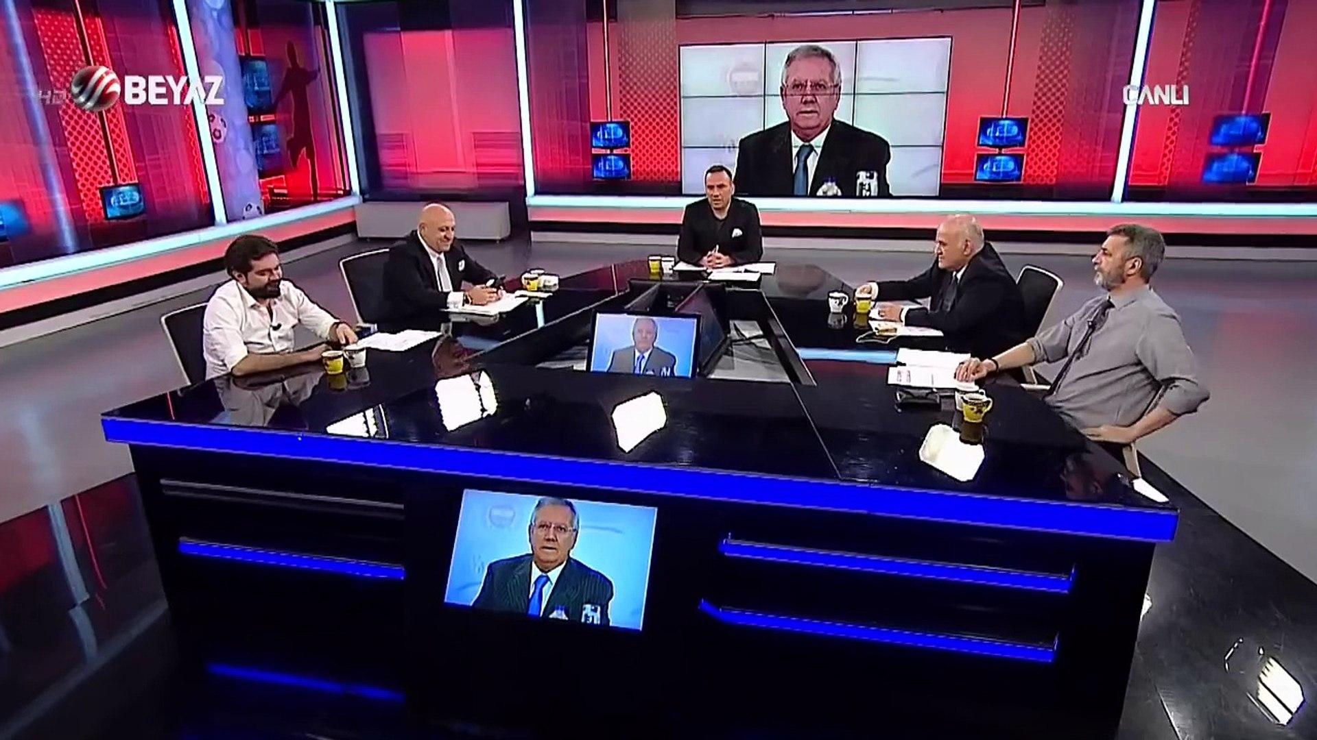 (T) Beyaz Futbol 18 Nisan 2016 Tek Parça - HD izle