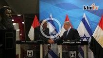 Menteri Luar Mesir temui perdana menteri Israel