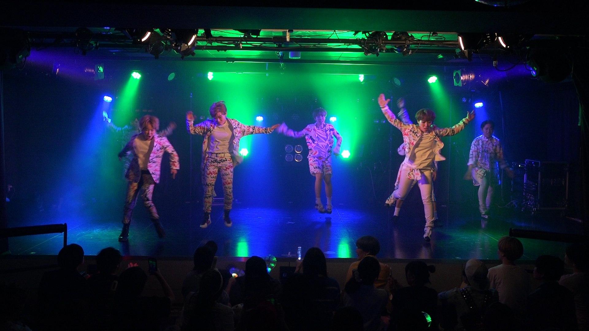 ASSSA 「GOT7 - LAUGH LAUGH LAUGH & LOVE TRAIN」 TURN UP! 2016.07.10