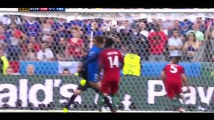 Euro 2016 | Portugal 1-0 France | Video bola, berita bola, cuplikan gol