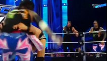 WWE-SmackDown-5-5-2016-Roman-Reigns-and-The-Usos-vs-Aj-Styles-Luke-Gallows-and-Karl-Anderson