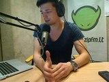 2012-05-23 ZIP FM Radistai Skambutis Justei dėl Luko