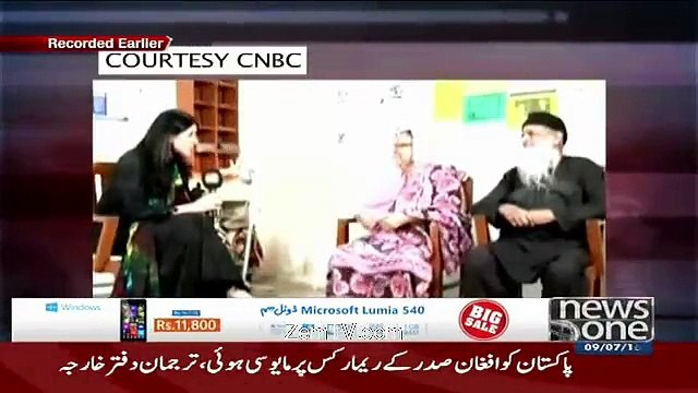 Abdul Sattar Edhi ne election kyon lara tha- Listen very interesting reason