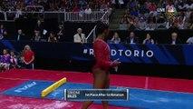 Olympic Gymnastics Trials | Simone Biles Hits Close To Perfect Vault