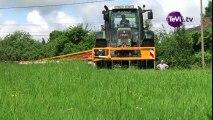 Protéger les bêtes des travaux agricoles [TéVi] 16_07_12