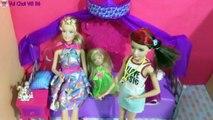 Câu Chuyện Đám Cưới Barie Và Ken Phần 1 - funny kids toys with chi cau vong - [Vui Chơi Với Bé]