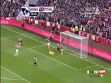 هدف توتنهام الأول على آرسنال [HD]- أديبايور 17/11/2012