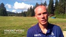 Paroles de coach : Vincent Vittoz, chef du groupe U23 de Ski de Fond
