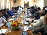 CM Sindh Chairs Ijlas On Monsoon Rain & Flood