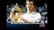 Wimbledon 2016 Final - Andy Murray Clinched Second Wimbledon Title