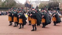 London - Changing of the Guard - video dailymotion