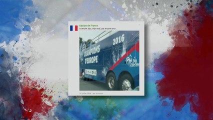 L'incroyable histoire du bus des Bleus !