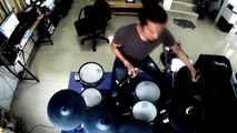 Rage Against The Machine - Sleep Now In The Fire (Electric Drum cover by Neung)