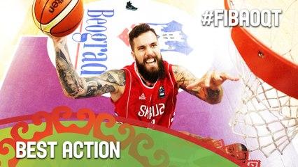 Serbia Highlights! - 2016 FIBA Olympic Qualifying Tournament