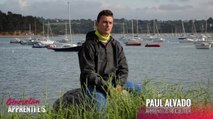 Génération Apprenti(e)s : interview de Paul Alvado, apprenti ostréiculteur
